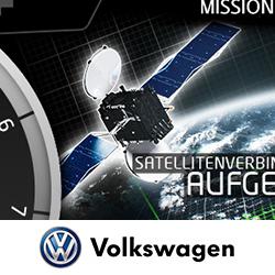 VW Fahrassistenzsysteme  – Interaktive Messe Präsentation
